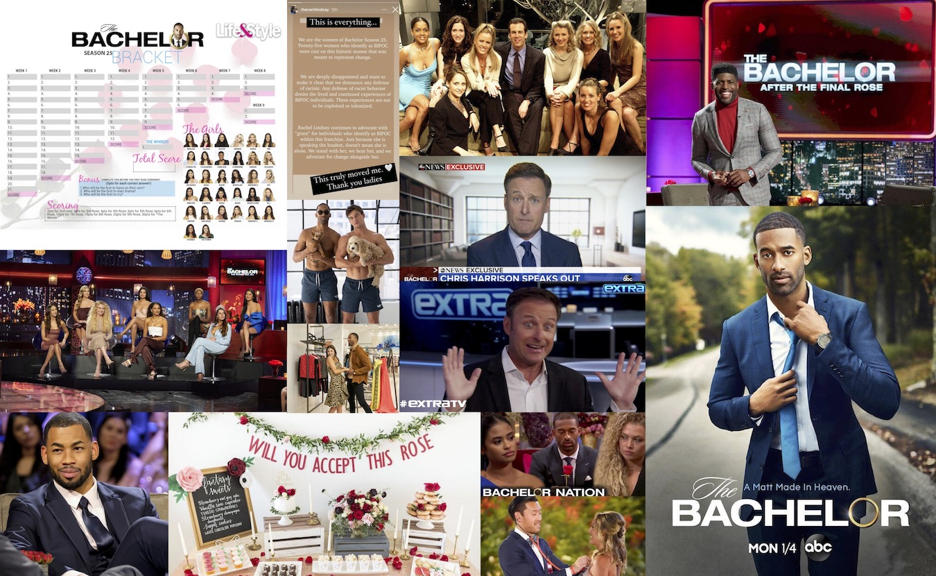 Bachelor Nation is the love–hate cultural bubble comprising the fans, podcasts, blogs, and adjacent programming of reality shows 'The Bachelor' and 'The Bachelorette.' This spring, real-life drama involving racism, sexism, inclusivity, and diversity have taken center stage. Jennifer Piurek explains it all in this article for her LP column 'Love to See It.' | Image by Jenny El-Shamy